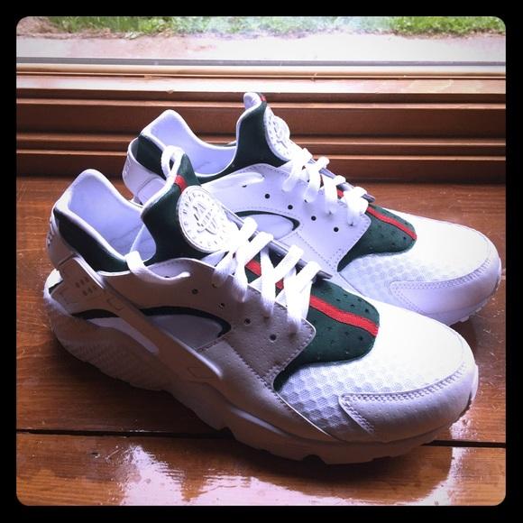 Nike Shoes Sold Gucci Huarache Sneakers Poshmark